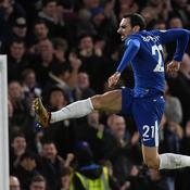 Chelsea s'éclate contre Stoke City