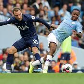 Manchester City lâche deux points face à Tottenham