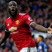 Manchester United fait le show contre Everton