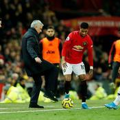 Manchester United calme Mourinho et Tottenham
