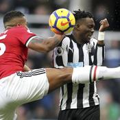 Newcastle fait chuter Manchester United
