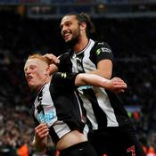 Newcastle-Manchester United en direct
