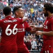 Avant Paris, Liverpool fait forte impression contre Tottenham