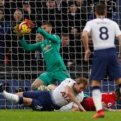 Avec un De Gea diabolique, Manchester United frappe un grand coup contre Tottenham