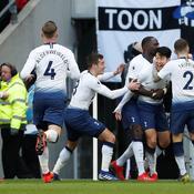 Tottenham arrache la victoire face à Newcastle