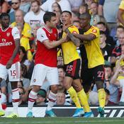 Arsenal décroche un nul inespéré à Watford