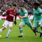 Grâce à un très bon Nasri, West Ham s'offre Arsenal