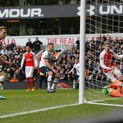 Un derby londonien de feu, mais Tottenham et Arsenal stagnent