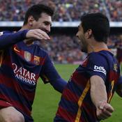 A 11 contre 9, le Barça vient à bout de l'Atlético