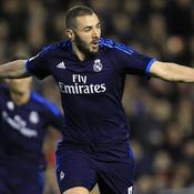 Benzema chambré par les supporters de Valence qui scandent «Valbuena, Valbuena»