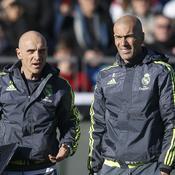 Bettoni, le bras droit de Zidane, interdit de banc de touche avec le Real