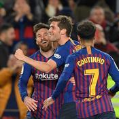 Coupe du Roi : nouvelle remontada du Barça, cette fois-ci contre Séville