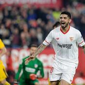 Malgré Griezmann, le FC Séville étouffe l'Atlético et file en demies