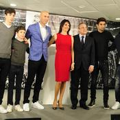Deux fils de Zidane à l'origine de la sanction contre le Real Madrid