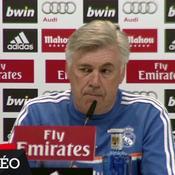 Deux jours après le Clasico, Ancelotti est toujours en colère