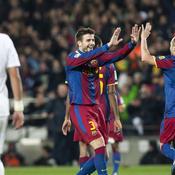 En 2010, la «manita» 5-0 du Barça au Real de Mourinho
