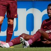 Encore blessé, Dembélé cumule déjà 250 jours d'absence avec le Barça