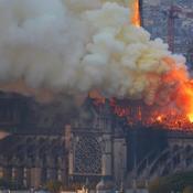 Incendie à Notre-Dame : «Le plus important c'est qu'il n'y ait pas de victime» pour Zidane