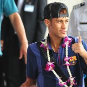 Iniesta rassurant à propos de Neymar