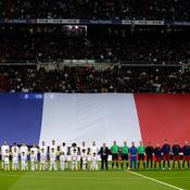 L'hommage de Bernabeu aux victimes de Paris
