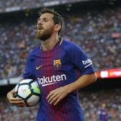Le Barça de l'après-Neymar a rendu hommage à Chapecoense
