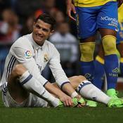 Le Real revient de loin mais perd la tête contre Las Palmas