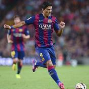 Luis Suarez Barcelone