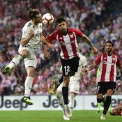 Liga : Le Real Madrid accroché par l'Athletico Bilbao