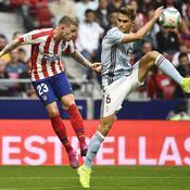 Liga : Atlético-Celta Vigo en direct