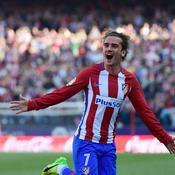 Avec un bijou de Griezmann, l'Atlético se rapproche du podium