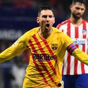 Lionel Messi offre la victoire au Barça face à l'Atlético Madrid
