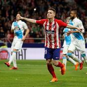 L'Atlético peut dire merci à Gameiro... et Hernandez