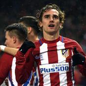 Griezmann sort de sa boîte pour offrir la victoire à l'Atlético