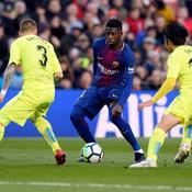 Dembele rejoue, le Barça tenu en échec