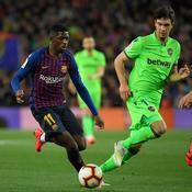 Barcelone bat Levante et décroche le titre de champion d'Espagne