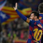 Lionel Messi illumine le Barça face à Valladolid