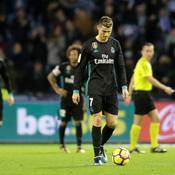 Accroché par le Celta Vigo, le Real Madrid est toujours en plein doute