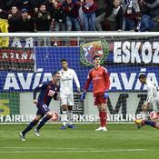 Le Real Madrid reçoit une fessée à Eibar