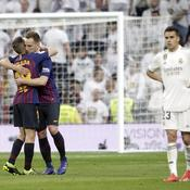 Vainqueur dans le Clasico, le Barça enterre les derniers espoirs du Real