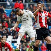 Un Karim Benzema en feu porte le Real Madrid