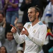 Bale et le Real s'éclatent à Bernabeu
