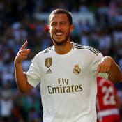 Hazard buteur mais le Real Madrid demeure friable