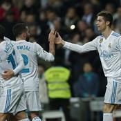 Avant Paris, le Real Madrid et Ronaldo empilent les buts à Bernabeu