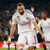 Le Real Madrid et Benzema préparent bien le choc face au Paris SG