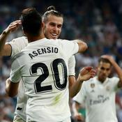 Le Real réussit ses débuts en Liga