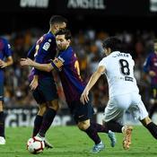 Petit évènement en Liga, le Barça n'est plus leader