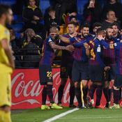 Au terme d'un match totalement fou, le Barça arrache le nul à Villarreal