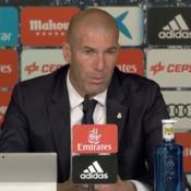 Liga : Zidane veut «finir le travail»