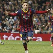 Lionel Messi Barcelone