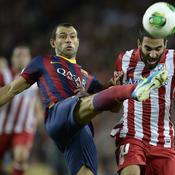Javier Mascherano Barcelone Atlético Madrid